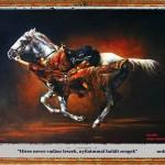Indián lovas