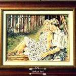 Romantikus festmény