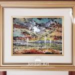 Balaton festmény